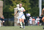 23 September 2007: San Francisco's Lauren Maris. The University of North Carolina Tar Heels defeated the University of San Francisco Dons 2-0 at Koskinen Stadium in Durham, North Carolina in an NCAA Division I Women's Soccer game, and part of the annual Duke Adidas Classic tournament.