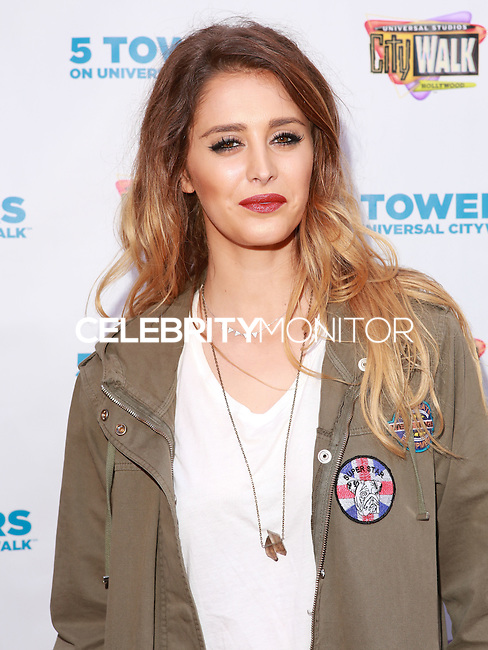 UNIVERSAL CITY, CA, USA - JULY 10: Moxie attends Universal CityWalk's 'Music Spotlight Series' at Universal CityWalk on July 10, 2014 in Universal City, California, United States. (Photo by David Acosta/Celebrity Monitor)