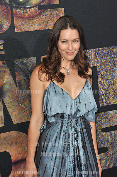 "Louise Griffiths at the Los Angeles premiere of ""Rise of the Planet of the Apes"" at Grauman's Chinese Theatre, Hollywood..July 28, 2011  Los Angeles, CA.Picture: Paul Smith / Featureflash"
