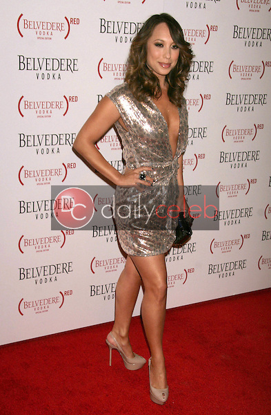Cheryl Burke<br /> at the Belvedere Vodka (RED) Launch Party, Avalon, Hollywood, CA. 02-10-11<br /> David Edwards/DailyCeleb.com 818-249-4998