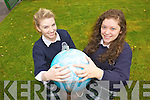 Niamh Fitzgerald and Ellen O'Doherty , both 5th year students in Presentation Secondary Tralee have been selected this year as part of a group of 20 students to represent Ireland in the European Youth Parliament.