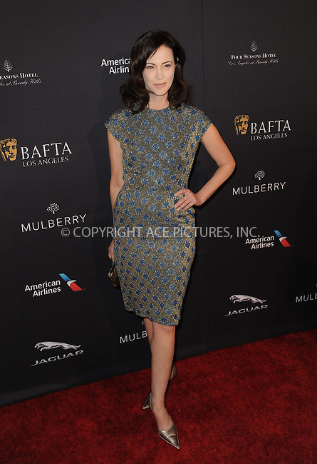 WWW.ACEPIXS.COM<br /> <br /> January 10 2015, LA<br /> <br /> Joanna Going attending the 2015 BAFTA Tea Party at The Four Seasons Hotel on January 10, 2015 in Beverly Hills, California.<br /> <br /> By Line: Peter West/ACE Pictures<br /> <br /> <br /> ACE Pictures, Inc.<br /> tel: 646 769 0430<br /> Email: info@acepixs.com<br /> www.acepixs.com