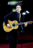 """Montreal (Qc) CANADA -Nov 1992 File Photo -<br /> <br /> Murray Head<br /> <br /> Murray Head (born Murray Seafield Saint-George Head, 5 March 1946,[1] London[2]) is an English actor and singer, most recognized by his hit, One Night in Bangkok.<br /> <br /> Along with Susan, played by Loretta Long, Bob has been one of the two longest lasting human characters on the series. A Noggin segment proclaimed """"the four decades of Bob"""" when promoting Sesame Street on that network.<br /> <br /> McGrath has said that his two favorite moments on """"Sesame Street"""" were a spoof of The Gift of the Magi on a Christmas special, and the 1983 sequence that candidly addressed the death of longtime character Mr. Hooper, played by actor Will Lee who had died the previous year.[1]<br /> <br /> Bob's character has a long-lost brother named Minneapolis, an Indiana Jones-like action hero (played by Jeff Goldblum) who took Bob on a search for the golden cabbage of """"Snuffertiti"""" with Big Bird and Snuffleupagus.<br /> <br /> -Photo (c)  Images Distribution"""