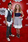LOS ANGELES, CA. - October 04: Actors Alexander Gould and Allie Grant arrive at 'Target Presents Variety's Power of Youth' event held at NOKIA Theatre L.A. LIVE on October 4, 2008 in Los Angeles, California.