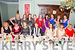 Shanakill Ladies enjoying their Christmas party on Saturday night at the Imperial Hotel.Pictured front l-r  Bernie O'Carroll, Marianne Carroll, Catherine Power, Mairead Hughes, Aisling Healy, Jacqueline Healy and Ann Walsh. Back l-r  Ann Conway, Nicola Danaher, Catriona Moriarty, Cathy O'Connor, Rita Stack, Tracy O'Shea, Lucy O'Shea, Clare Walsh and Hayley Evans