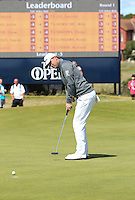 Bernd Wiesberger (AUT) during Round One of the 145th Open Championship, played at Royal Troon Golf Club, Troon, Scotland. 14/07/2016. Picture: David Lloyd | Golffile.<br /> <br /> All photos usage must carry mandatory copyright credit (&copy; Golffile | David Lloyd)