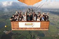 20151219 December 19 Hot Air Balloon Gold Coast
