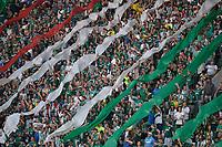 SÃO PAULO,SP, 05.09.2018 - PALMEIRAS-CORINTHIANS – Torcida do Palmeiras durante partida contra o Corinthians, jogo válido pela vigésima quarta rodada do Campeonato Brasileiro 2018, disputada na Arena Allianz Parque em São Paulo, neste domingo, 09. (Foto: Levi Bianco/Brazil Photo Press)