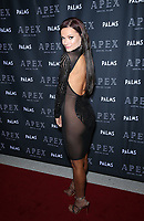29 December 2018 - Las Vegas, NV - Caitlin O'Connor. Robin Thicke Kicks off NYE Weekend at APEX Social Club at PALMS Casino Resort. Photo Credit: MJT/AdMedia