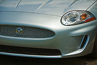 Jaguar, Front Grill, Grill Emblem, Symbol, Front Headlights