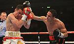 Darlys Perez Retuvo su titulo del peso ligero de la AMB  en Manchester Inglaterra contra Anthony Crolla