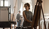 Paula (2016)    <br /> Paula Modersohn-Becker (Carla Juri)<br /> *Filmstill - Editorial Use Only*<br /> CAP/KFS<br /> Image supplied by Capital Pictures