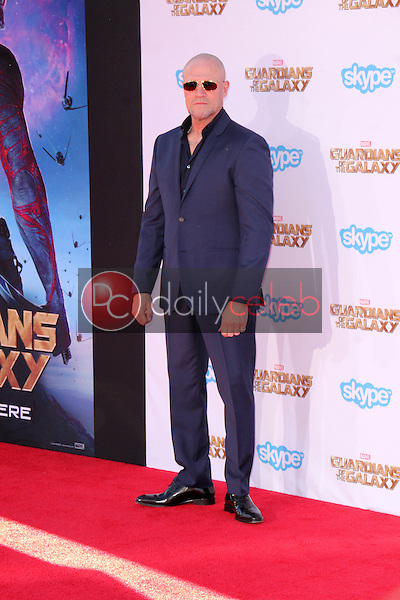"""Michael Rooker<br /> at the """"Guardians Of The Galaxy"""" Premiere, Dolby Theater, Hollywood, CA 07-21-14<br /> David Edwards/Dailyceleb.com 818-249-4998"""