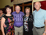 Mary Cotter, Paddy McKendry, Ger and Morris Boland pictured at the ceili and Set Dancing weekend at An Grianan. Photo:Colin Bell/pressphotos.ie