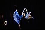 "Birmingham Royal Ballet's ""Edward ll"". Kevin O'Hare. Leticia Müller"