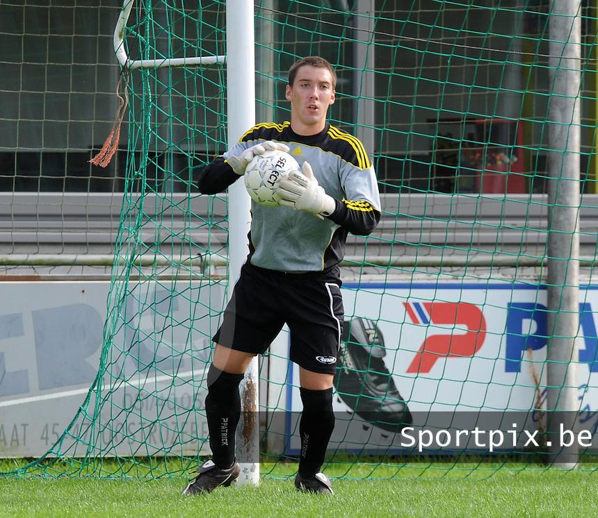 SC Oostrozebeke : Matthias Verschoot.foto VDB / BART VANDENBROUCKE