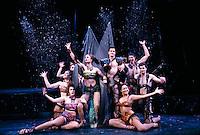 BU theater, Midsummer Night's Dream, Huntington Theater, Boston