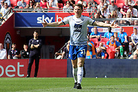 Connor Jennings of Tranmere Rovers, scorer of the only goal of the match during Newport County vs Tranmere Rovers, Sky Bet EFL League 2 Play-Off Final Football at Wembley Stadium on 25th May 2019