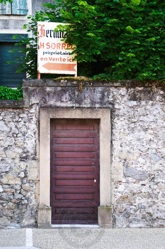 domaine h sorrel tain l hermitage rhone france