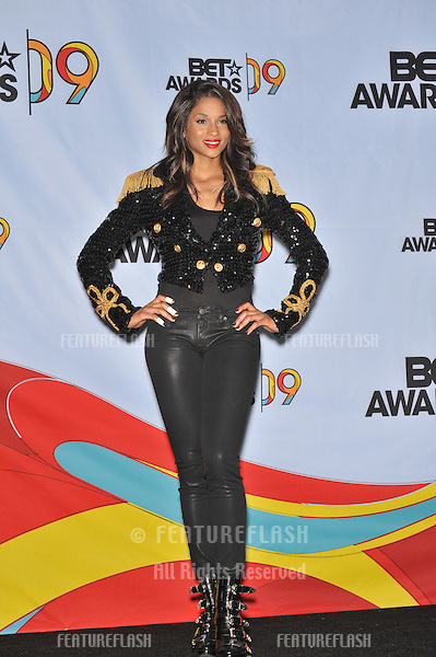 Ciara at the 2009 BET Awards (Black Entertainment Television) at the Shrine Auditorium..June 28, 2009  Los Angeles, CA.Picture: Paul Smith / Featureflash
