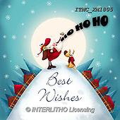 Marcello, CHRISTMAS SANTA, SNOWMAN, WEIHNACHTSMÄNNER, SCHNEEMÄNNER, PAPÁ NOEL, MUÑECOS DE NIEVE, paintings+++++,ITMCXM1805,#X#