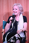 "Christine Ebersole discusses her Performances In ""War Paint"" On Broadway with Composer Scott Frankel at Barnes & Noble 86th Street on July 14, 2017 New York City."