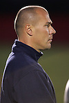 1 November 2006: Virginia head coach George Gelnovatch. Virginia defeated Clemson 2-0 at the Maryland Soccerplex in Germantown, Maryland in an Atlantic Coast Conference college soccer tournament quarterfinal game.