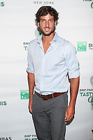 Tennis player Feliciano Lopez attends the 13th Annual 'BNP Paribas Taste of Tennis' at the W New York.  New York City, August 23, 2012. © Diego Corredor/MediaPunch Inc. /NortePhoto.com<br />