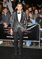 Kris Wu at the Los Angeles premiere for &quot;XXX: Return of Xander Cage&quot; at the TCL Chinese Theatre, Hollywood. Los Angeles, USA 19th January  2017<br /> Picture: Paul Smith/Featureflash/SilverHub 0208 004 5359 sales@silverhubmedia.com