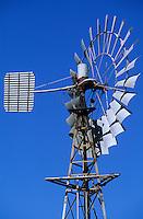 Océanie/Australie/South Australia/Australie Méridionale/Env. de Clare Valley: Eolienne