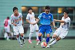 Kashima Antlers vs Thai Youth Football Home during the Main of the HKFC Citi Soccer Sevens on 21 May 2016 in the Hong Kong Footbal Club, Hong Kong, China. Photo by Lim Weixiang / Power Sport Images