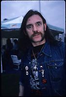 Motorhead at Donnington  November, 13th 1986<br /> CAP/MPI/GA<br /> &copy;GA/MPI/Capital Pictures