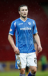 St Johnstone v Kilmarnock....09.01.16  Scottish Cup  McDiarmid Park, Perth<br /> Chris Kane<br /> Picture by Graeme Hart.<br /> Copyright Perthshire Picture Agency<br /> Tel: 01738 623350  Mobile: 07990 594431