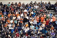 SAN ANTONIO, TX - JANUARY 23, 2020: The University of North Texas Mean Green defeat the University of Texas at San Antonio Roadrunners 79-55 at the Historic UTSA Convocation Center (Photo by Jeff Huehn).