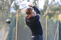 Robert Rock (ENG) on the 11th tee during Round 1 of the UBS Hong Kong Open, at Hong Kong golf club, Fanling, Hong Kong. 23/11/2017<br /> Picture: Golffile | Thos Caffrey<br /> <br /> <br /> All photo usage must carry mandatory copyright credit     (&copy; Golffile | Thos Caffrey)
