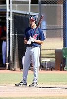 Tim Palincsar / Cleveland Indians 2008 Instructional League..Photo by:  Bill Mitchell/Four Seam Images