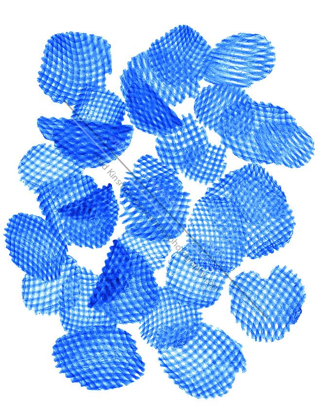 X-ray Potato chips