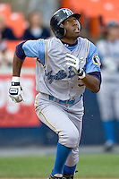 Lee, CJ 1494.jpg. Carolina League Myrtle Beach Pelicans at the Frederick Keys at Harry Grove Stadium on May 13th 2009 in Frederick, Maryland. Photo by Andrew Woolley.