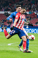Atletico de Madrid Vitolo Machin during King's Cup match between Atletico de Madrid and Lleida Esportiu at Wanda Metropolitano in Madrid, Spain. January 09, 2018. (ALTERPHOTOS/Borja B.Hojas) /NortePhoto.com NORTEPHOTOMEXICO