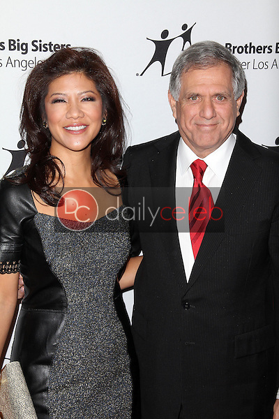 Julie Chen, Leslie Moonves<br /> at the Big Brothers Big Sisters of Greater Los Angeles 2012 Rising Stars Gala, Beverly Hilton, Beverly Hills, CA 10-26-12<br /> David Edwards/DailyCeleb.com 818-249-4998