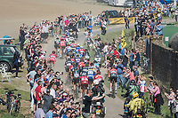 peloton at sector 13 in Orchies<br /> <br />  115th Paris-Roubaix 2017 (1.UWT)<br /> One Day Race: Compi&egrave;gne &rsaquo; Roubaix (257km)