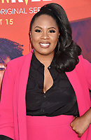 """BEVERLY HILLS, CA - AUGUST 07: Christina Anthony attends the LA Premiere of CBS All Access' """"Why Women Kill"""" at Wallis Annenberg Center for the Performing Arts on August 07, 2019 in Beverly Hills, California.<br /> CAP/ROT<br /> ©ROT/Capital Pictures"""