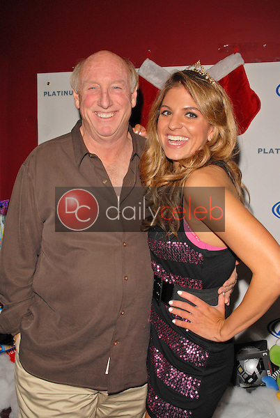 Phil Brock and Bridgetta Tomarchio<br />