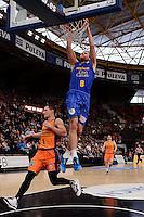 Nedovic vs Newley<br /> Liga Endesa ACB - 2014/15<br /> J12<br /> Valencia Basket vs Herbalife Gran Canaria