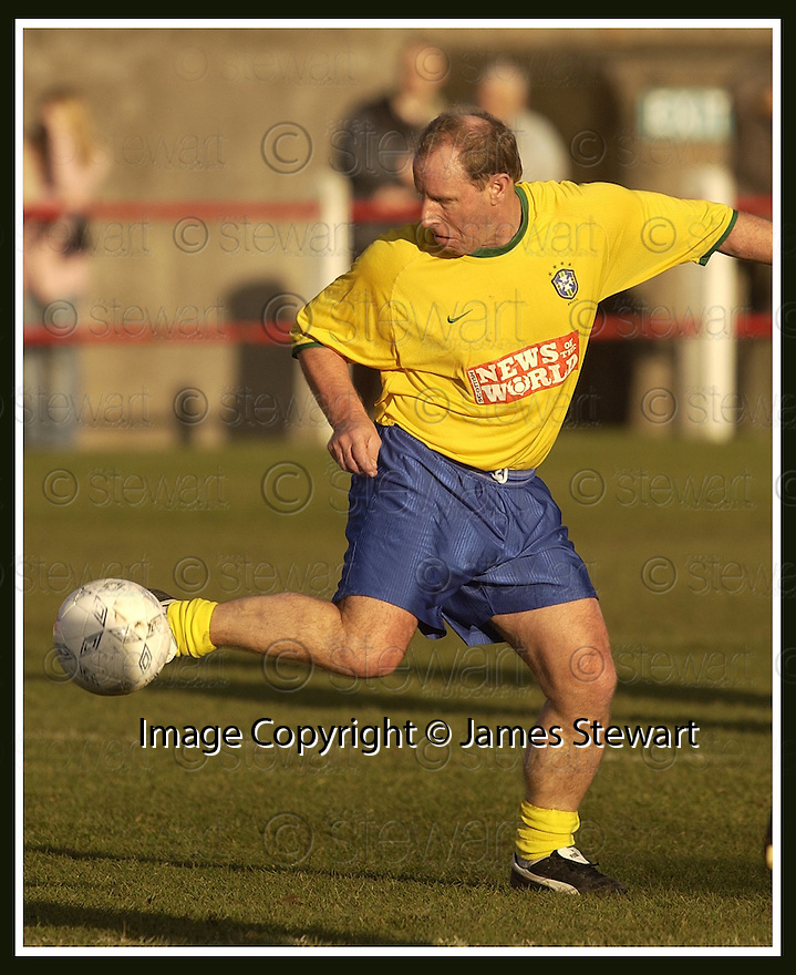 24/11/02       Copyright Pic : James Stewart                     .File Name : stewart-bertie vogts 01.SCOTLAND MANAGER BERTIE VOGTS IN ACTION FOR DUKLA PUMPHERSTON IN A CHARITY MATCH AT CAMELON JUNIORS PARKM FALKIRK.....James Stewart Photo Agency, 19 Carronlea Drive, Falkirk. FK2 8DN      Vat Reg No. 607 6932 25.Office : +44 (0)1324 570906     .Mobile : + 44 (0)7721 416997.Fax     :  +44 (0)1324 570906.E-mail : jim@jspa.co.uk.If you require further information then contact Jim Stewart on any of the numbers above.........