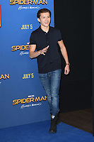 Tom Holland at the 'Spider-Man: Homecoming' photocall at The Ham Yard Hotel, London, UK. <br /> 15 June  2017<br /> Picture: Steve Vas/Featureflash/SilverHub 0208 004 5359 sales@silverhubmedia.com
