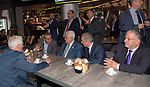Palestinian President Mahmoud Abbas in inspection tour, in the West Bank city of Ramallah, August 08, 2019. Photo by Thaer Ganaim