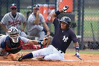 07.01.2014 - MiLB GCL Braves GCL Yankees 1 G2