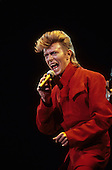 Aug 08, 1987: DAVID BOWIE - Glass Spider Tour - Anaheim Stadium Anaheim CA USA