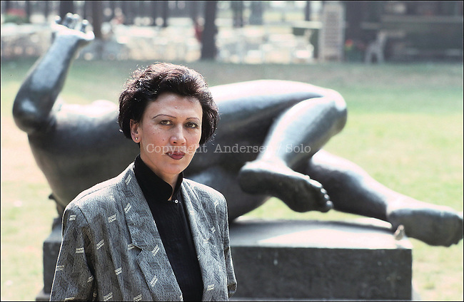 Elfriede Czurda, Austrian writer.